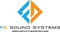 FD Sound Systems Veranstaltungstechnik Logo